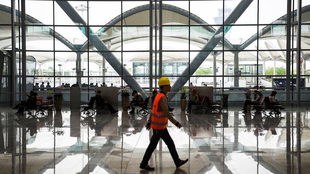 Nueva terminal en China