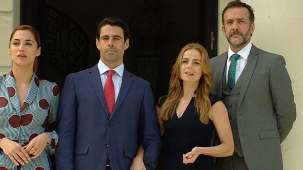'Secretos de Estado' es el nuevo thriller político de Telecino