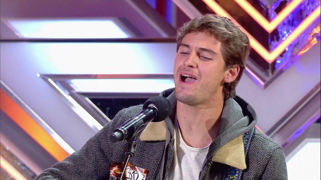 Una actuación deja sin palabras al jurado de 'Factor X'