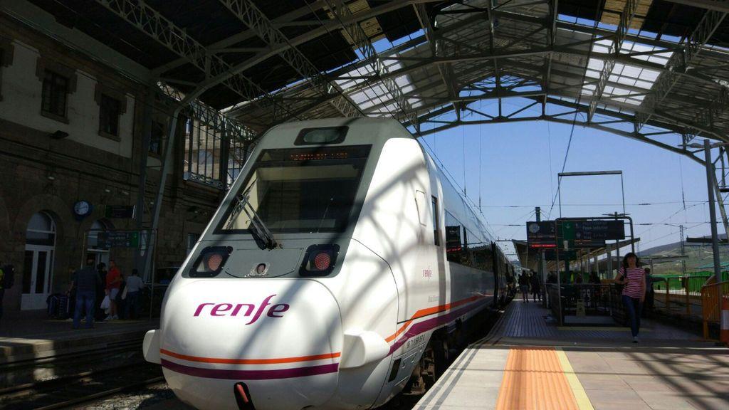 Una mujer muere arrollada por un tren en A Coruña