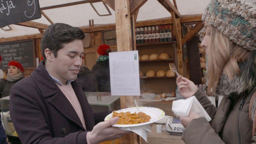 El cerdo, la paprika y los Kürtöskalács: los alimentos típicos de Budapest