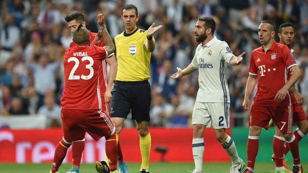 El Real Madrid y sus cinco victorias seguidas ante el Bayern