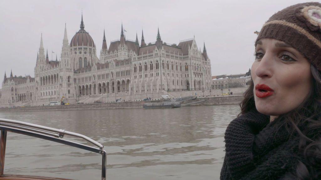 El Parlamento de Budapest , el edificio más alto de la ciudad
