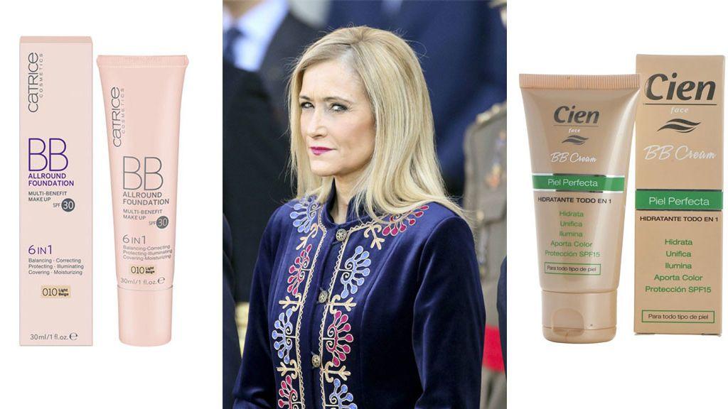 Diez cremas 'low cost' que puedes comprar perfectamente y no robar como Cifuentes