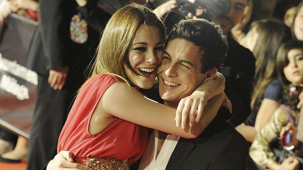 Blanca Suárez y Mario Casas trabajaron juntos en la serie 'El barco' y la película 'El bar'.