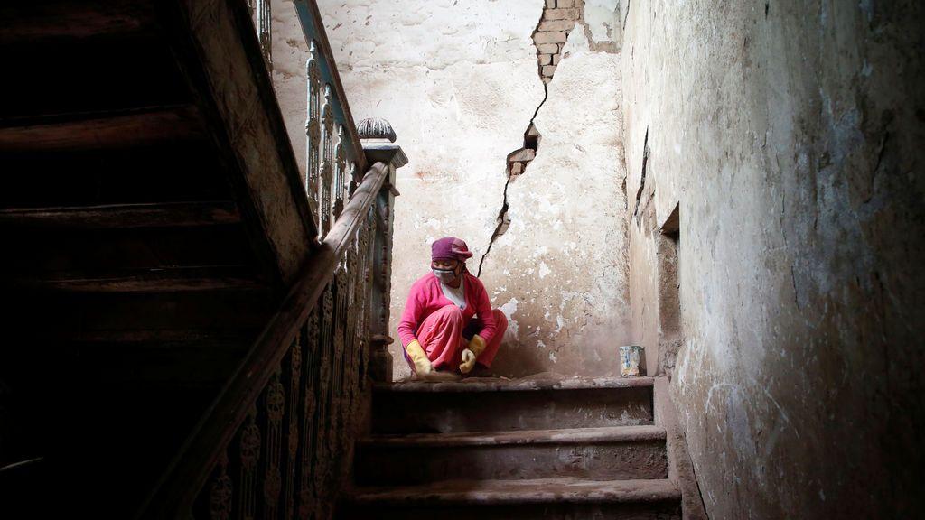 Restauración en Nepal