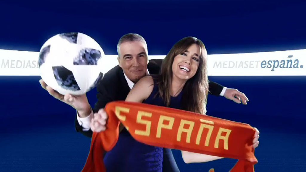 Todo el Mundial de Rusia, solo en Mediaset