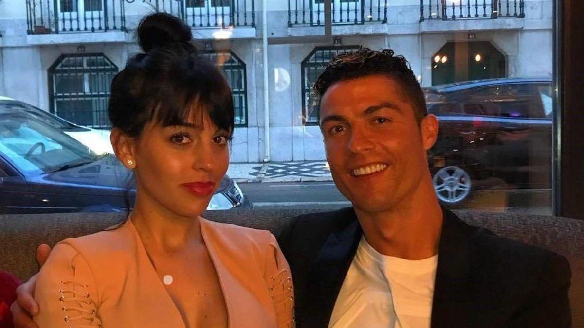 El romántico regalo sorpresa que le ha hecho Cristiano Ronaldo a Georgia desde la concentración del Real Madrid
