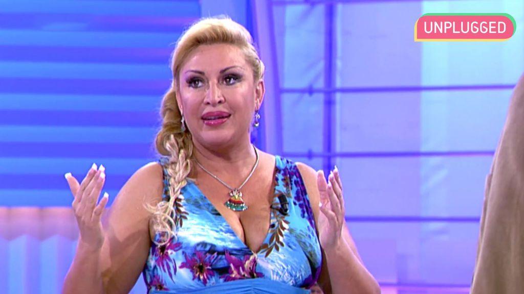 Antes de 'Supervivientes',  ¡Raquel Mosquera fue tronista en 'MYHYV'!