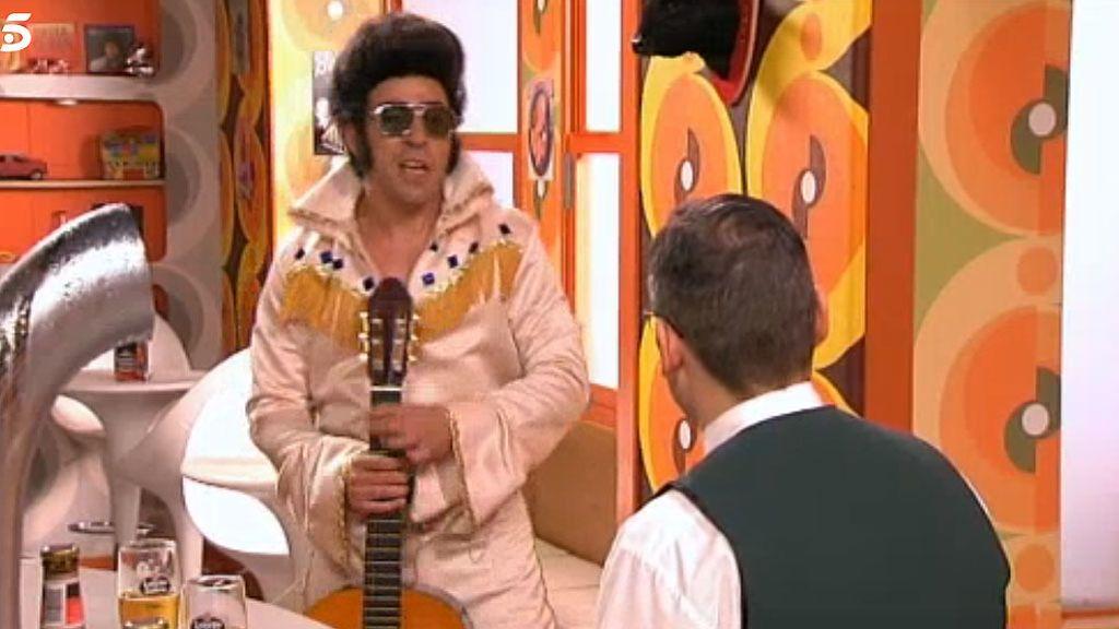 """Amador: """"Yo soy el Elvis español"""""""