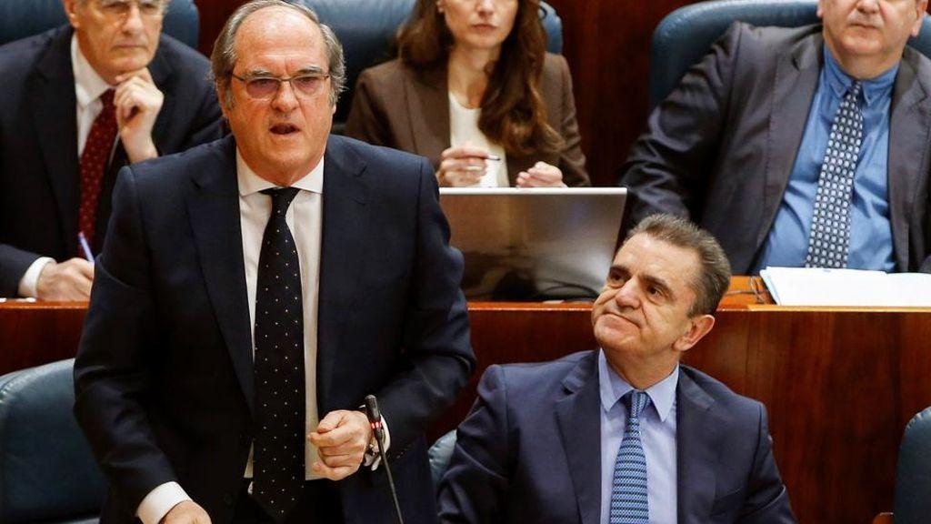 PSOE decide presentar a Gabilondo como candidato a la Presidencia de la Comunidad