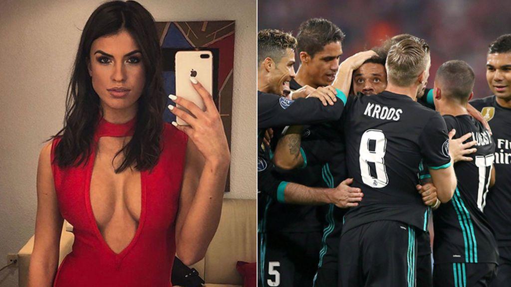 Sofía Suescun, ¿nuevo 'WAG' del Real Madrid?