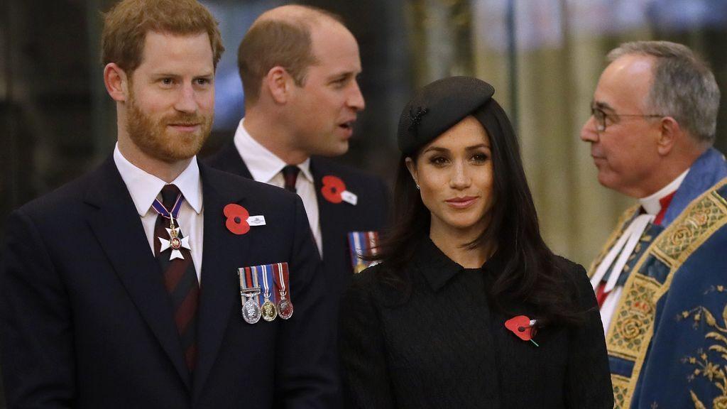 Entre hermanos anda el juego: el Príncipe Guillermo será el padrino de la boda a petición de Harry