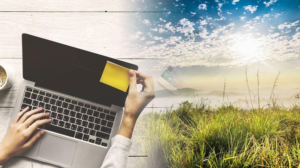 Demostrado: con el buen tiempo, escribimos mensajes más felices en las redes sociales