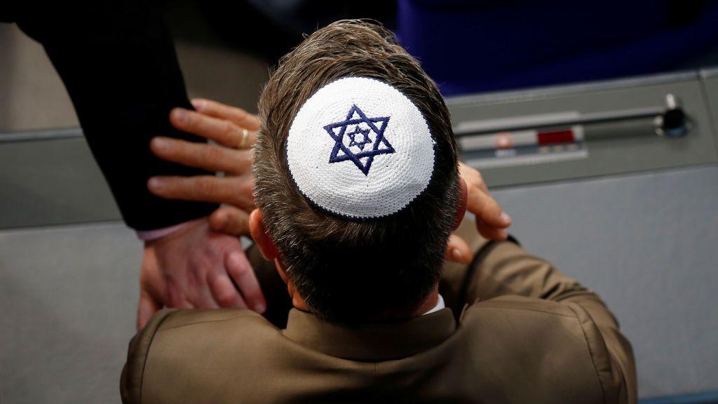 Un miembro judío del parlamento alemán