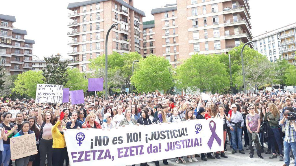 La sentencia a 'La Manada':  Un fallo que puede cambiar la norma