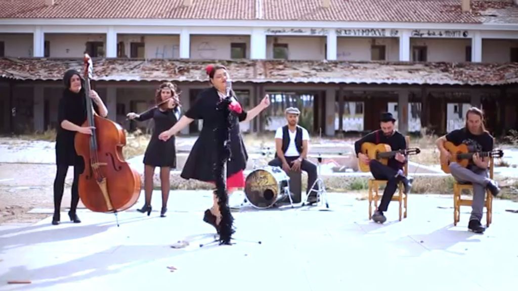 Gypsy y los gatos rumberos - Crazy