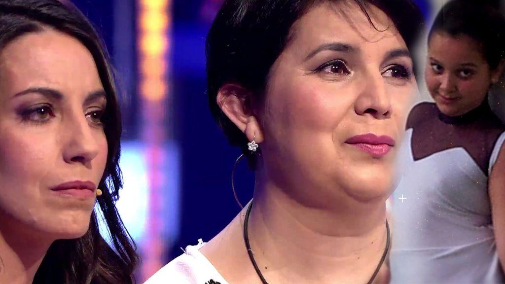 La historia de Gara, una niña con epilepsia que ha emocionada a Almudena Cid