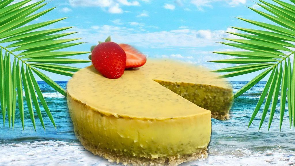 La receta que triunfará este verano por su ingrediente estrella: tarta de mango y chía