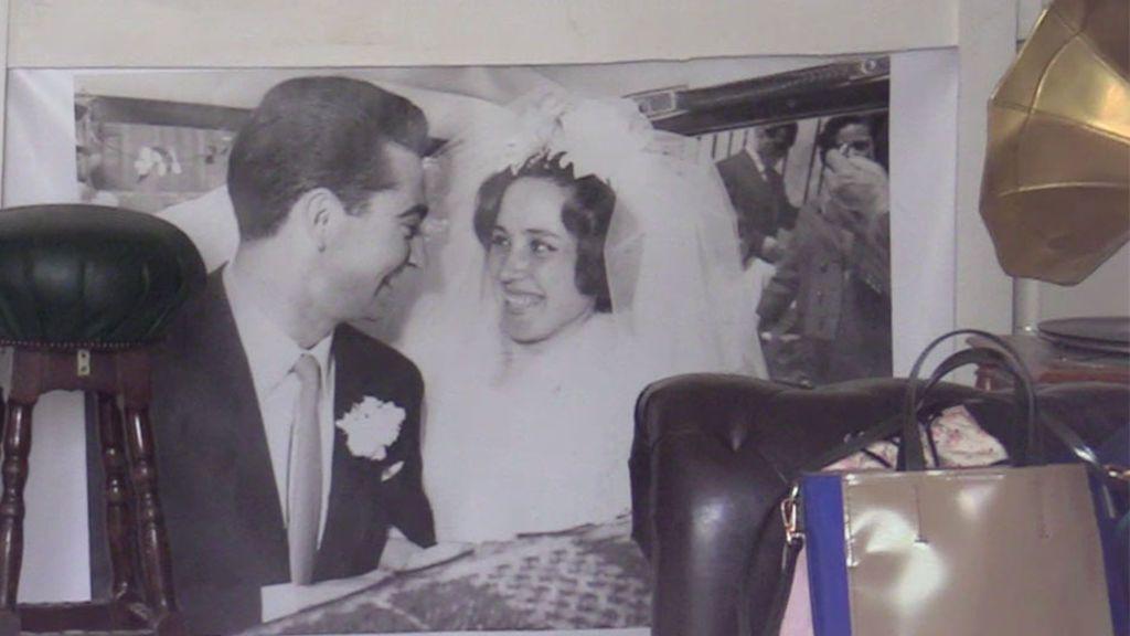 Ana Mari y Ángel