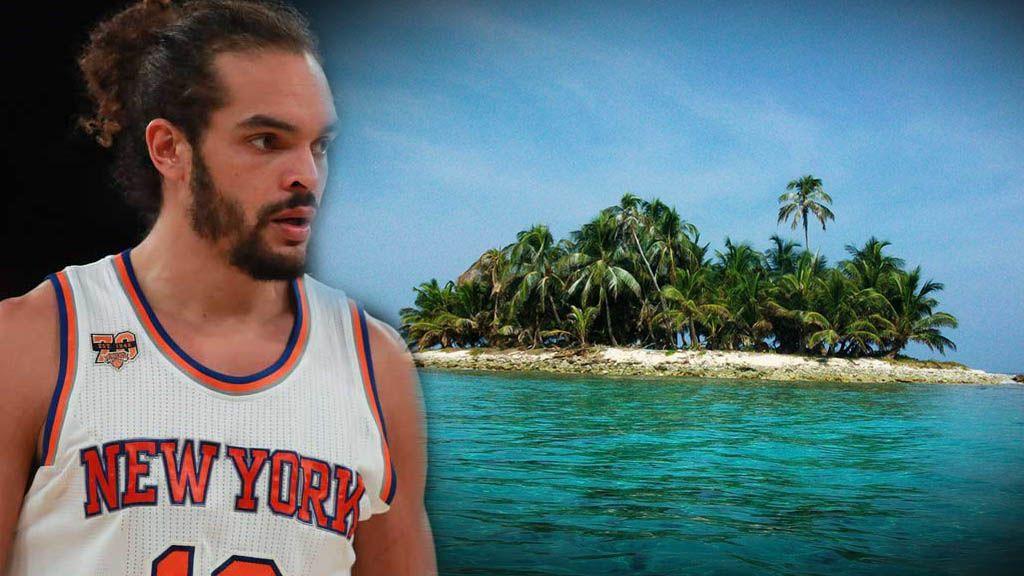 Supervivientes: Joakim Noah, el jugador de la NBA que podría desembarcar en Honduras