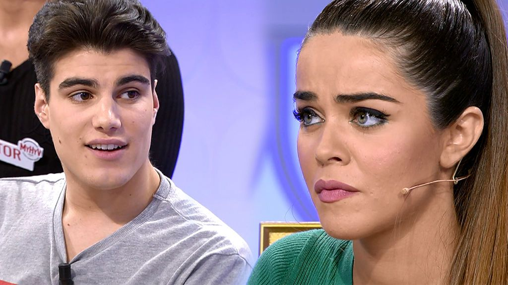 Lucía se ha puesto en contacto con el programa para confirmar que pasó la noche con Julen