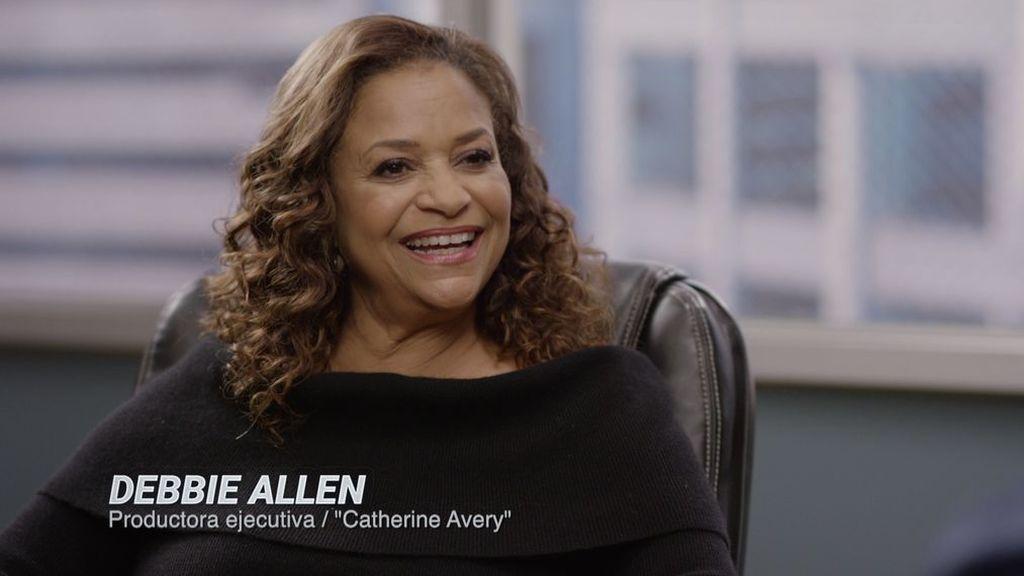 Webisodio nº8: Debbie Allen, la doctora Avery en la serie, nos cuenta su doble papel en 'Anatomía'