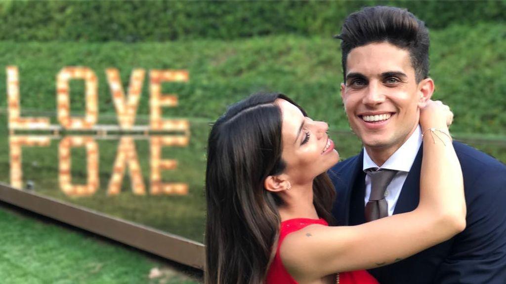 """Melissa Jiménez comparte la primera imagen de Abril: """"El amor es lo único que crece cuando se reparte"""""""