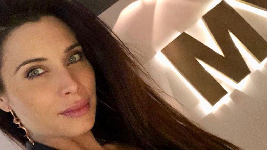 """Pilar Rubio: """"Hace ya un mes de esta foto,  creo que no hay sentimiento más puro e intenso que este"""""""