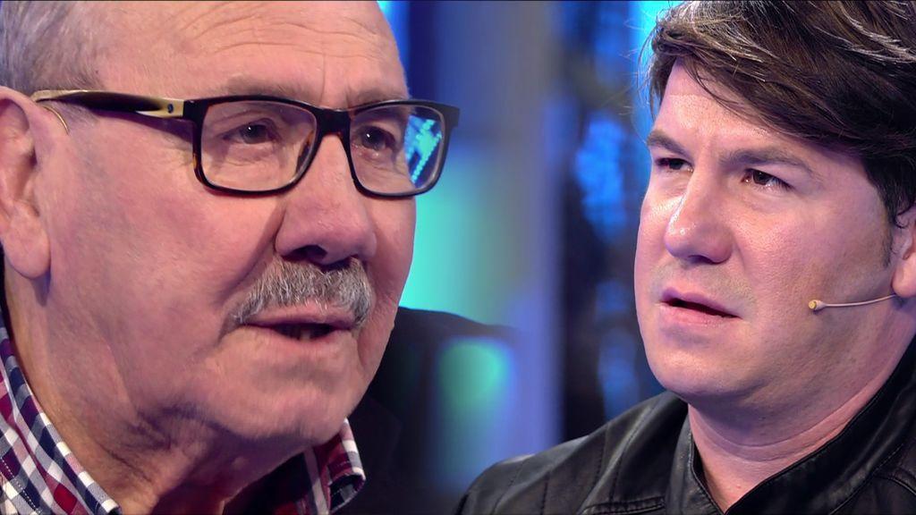 Lucas rompe a llorar: Perdió a un amigo por problemas de riñón y su padre se enfrenta al mismo problema