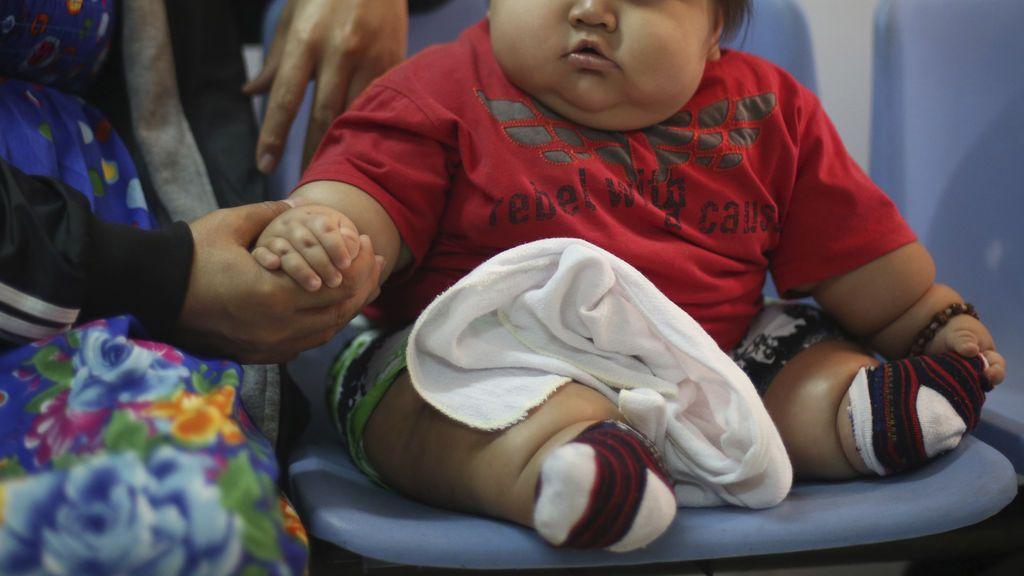 Los niños que no duermen suficiente tienen mayor riesgo de desarrollar obesidad