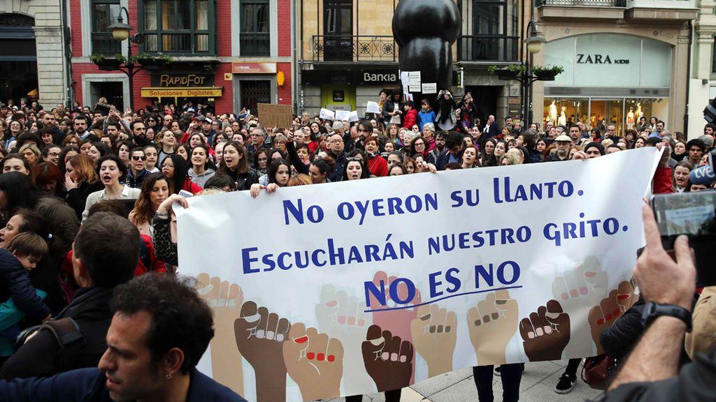 """Las monjas 'Carmelitas de Hondarribia', contra la sentencia a 'La Manada': """"Hermana, yo sí te creo"""""""