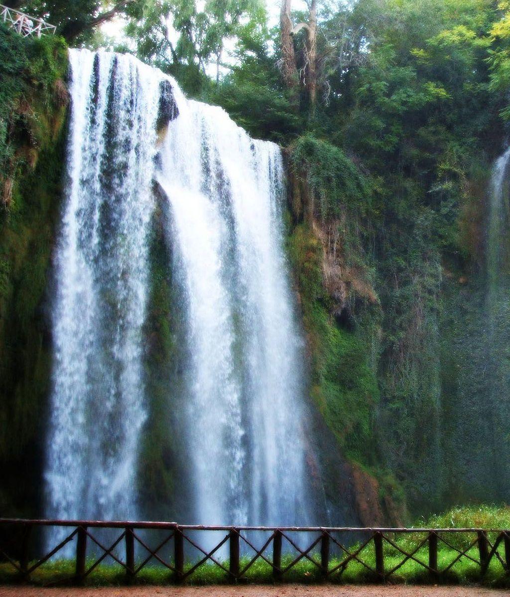 apertura cascadas