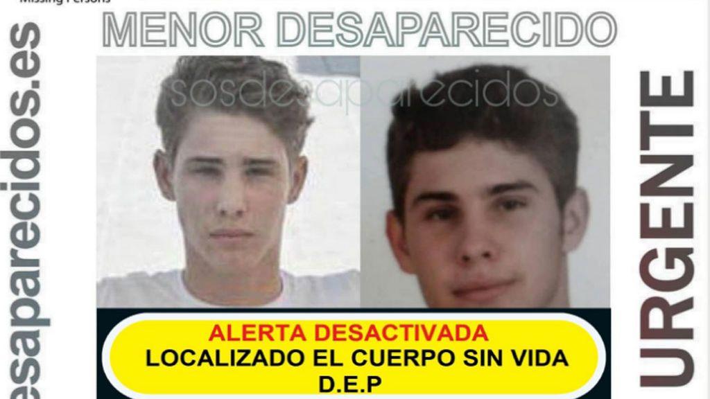 Hallan el cuerpo del joven británico de 17 años desaparecido en una localidad malagueña