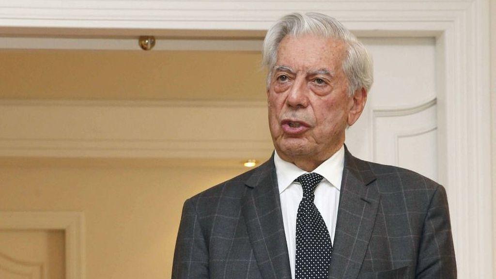 Mario Vargas Llosa, ¿próximo candidato de Cs a la presidencia de la CAM?