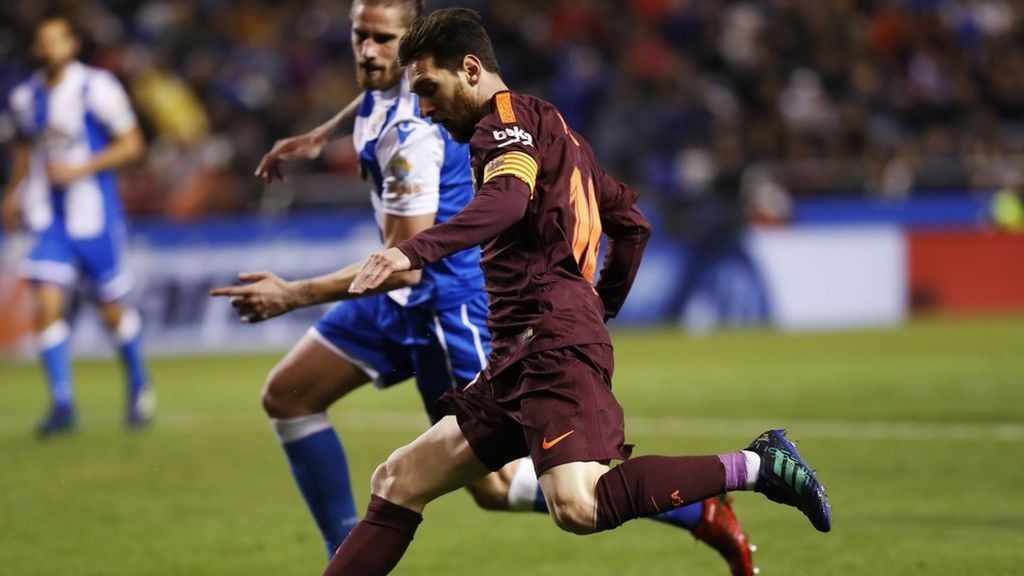 ¡El Barça, campeón de Liga! Logra su 25º título a falta de cuatro jornadas y sin conocer la derrota