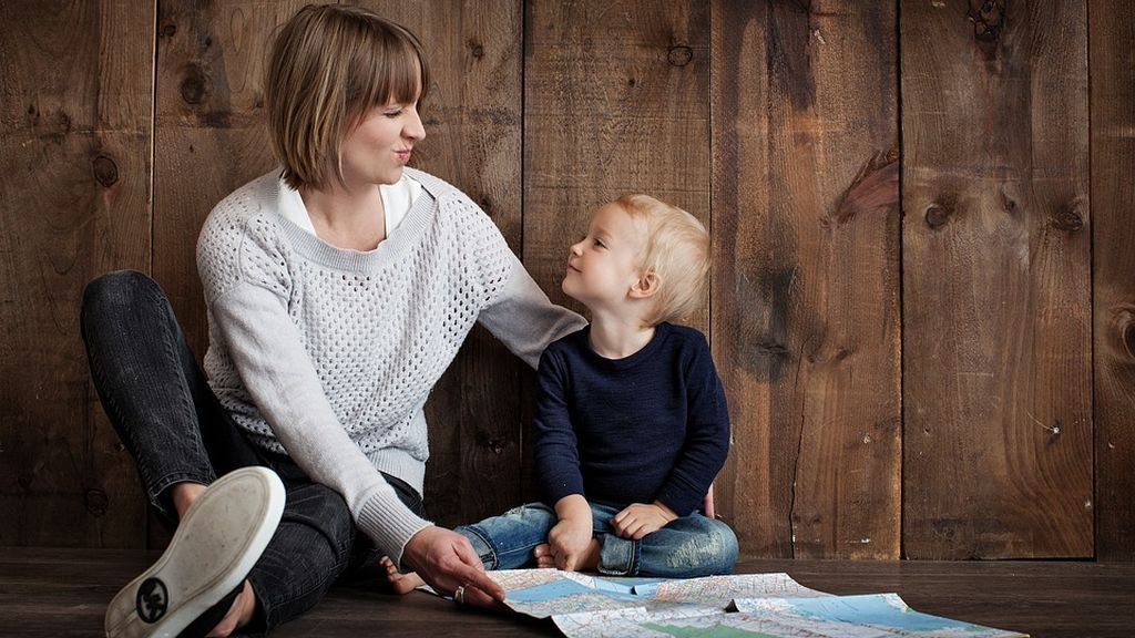 La inteligencia de tu hijo depende de la forma en la que le hablas