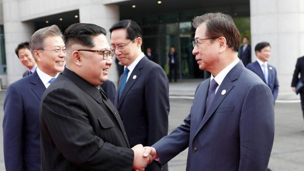 Kim ofrece a Moon cerrar su centro de pruebas nucleares en pos de la paz