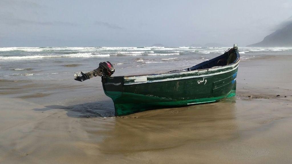 Once muertos en Argelia de una patera que se buscaba en el mar de Alborán