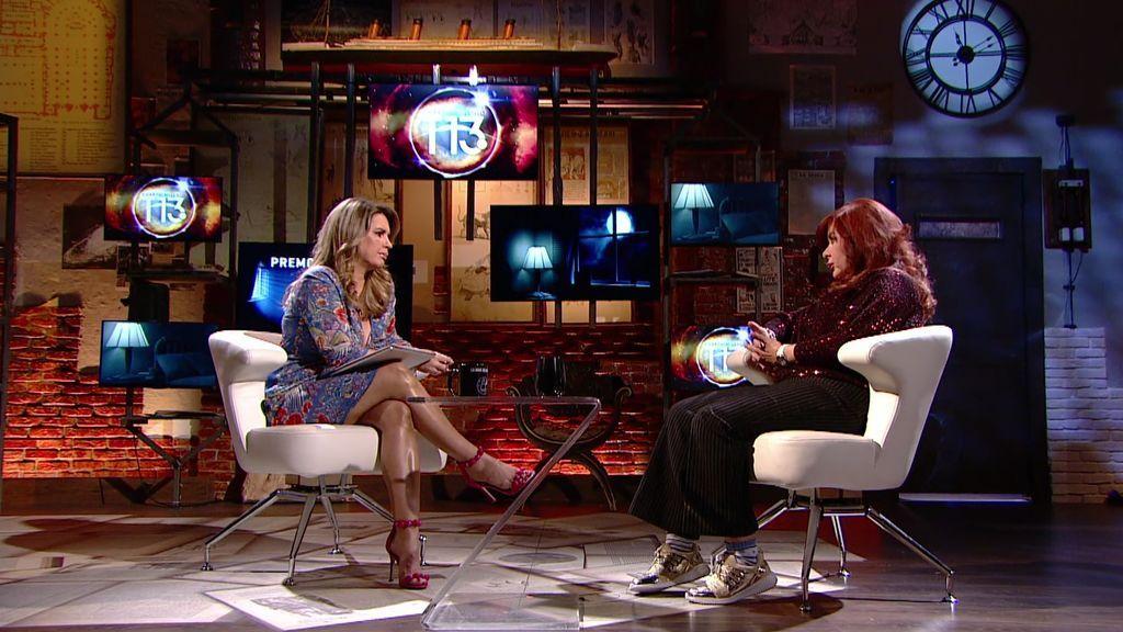Cuarto Milenio| El sobrecogedor testimonio de Amparo Olivares ...