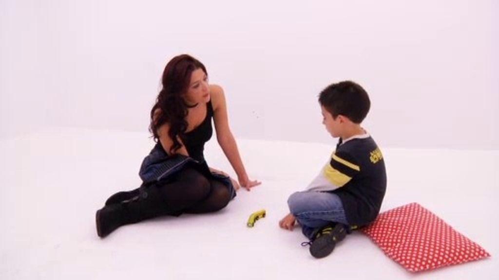 """Samanta nos enseña el mundo de los castings infantiles en su reportaje """"Pequeñas Estrellas"""""""
