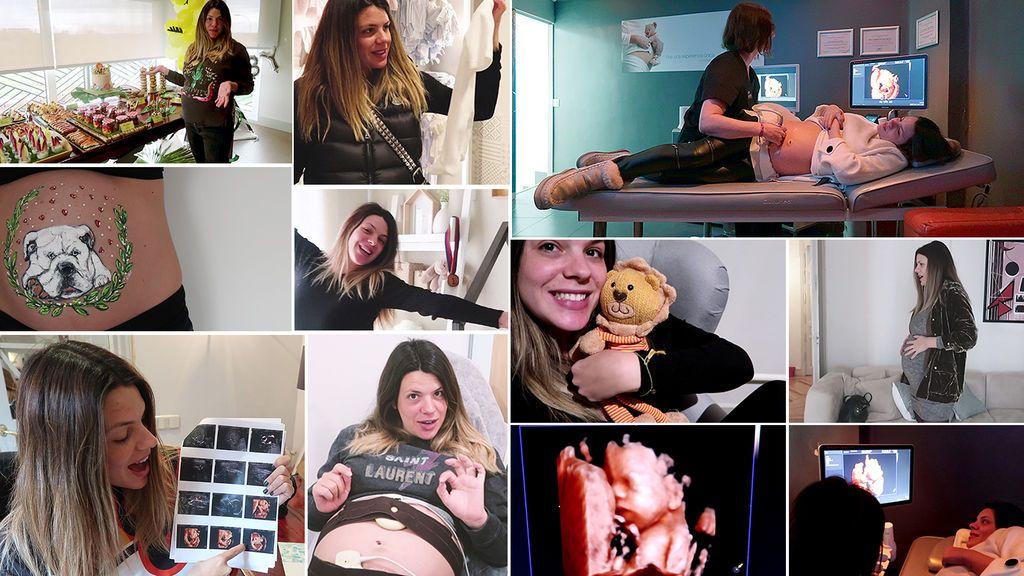 Los nueve meses más intensos de mi vida, hasta ahora: nueve meses 'Inside Laura'
