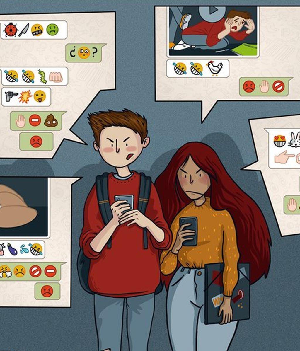 El cyberbullying NO me gusta