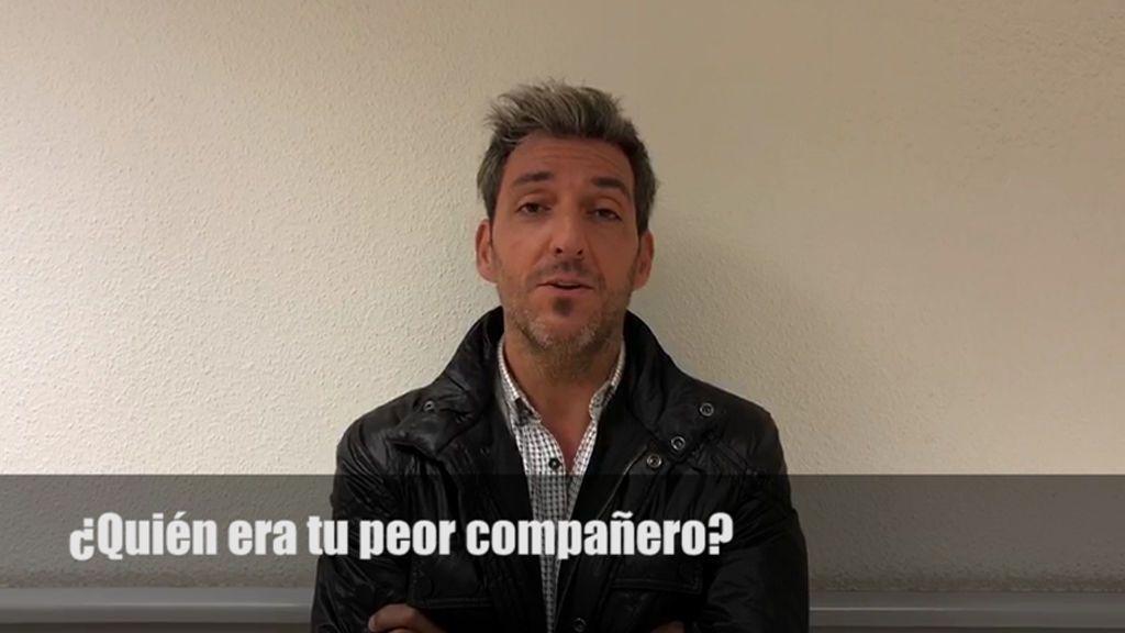 """Fernando: """"Saray no ha sido compañera, nos hizo la convivencia muy difícil a todos"""""""