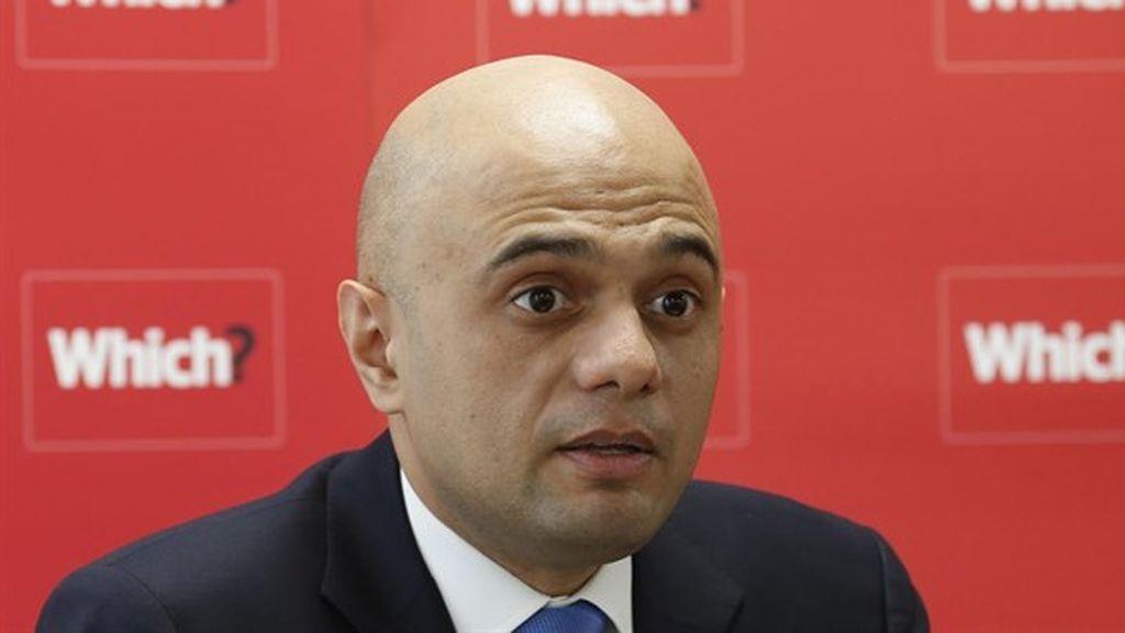 May nombra a Sajid Javid como ministro del Interior tras la dimisión de Amber Rudd