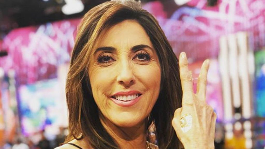 En casa, en el teatro, en los rodajes: el reto viral que ha obsesionado a Paz Padilla