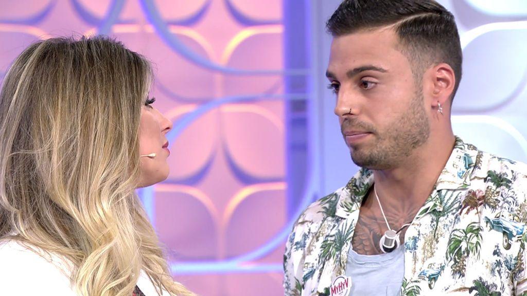 """Javi quiere dejar de pretender a Sophie: """"No estoy abandonando, estoy pidiéndole que se venga conmigo"""""""