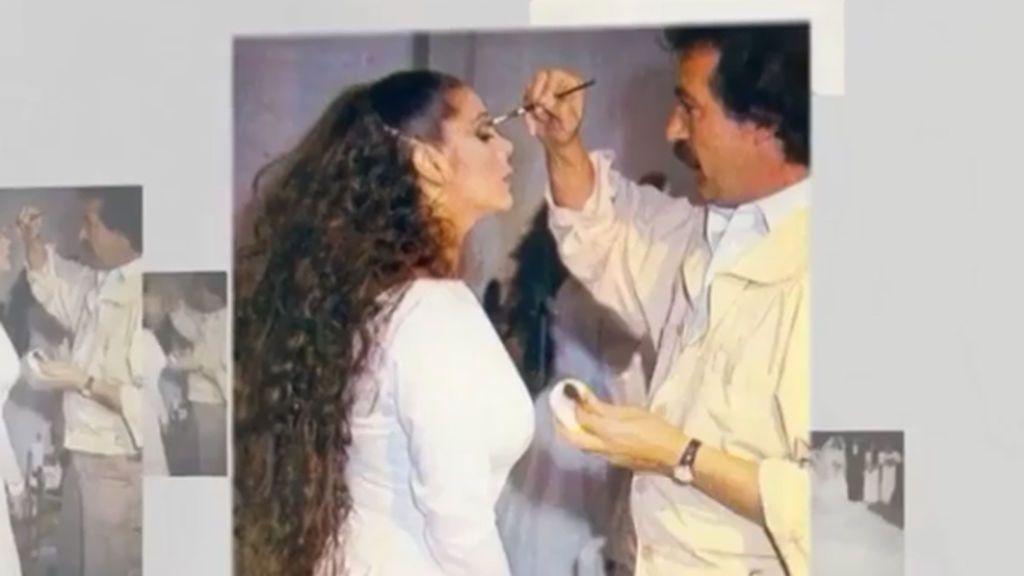 Kiko Rivera enseña fotos exclusivas familiares de sus padres en el 35 anviersario de su boda