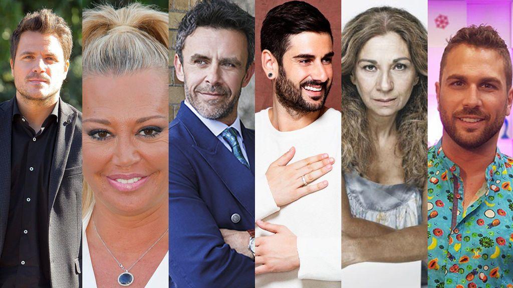 Dani Martin, Alonso Caparrós, Belén Esteban… famosos que hablan de su pasado con las drogas