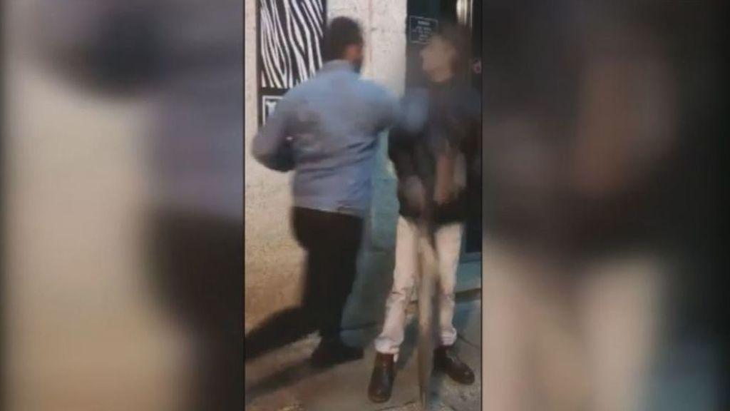 Detenido el menor que grabó y difundió la agresión a un hombre en O Carballiño